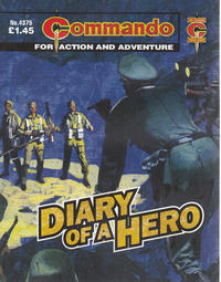 Cover Thumbnail for Commando (D.C. Thomson, 1961 series) #4375