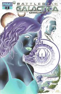Cover Thumbnail for Battlestar Galactica: Origins (Dynamite Entertainment, 2007 series) #1 [1C]
