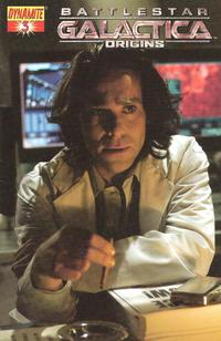 Cover Thumbnail for Battlestar Galactica: Origins (Dynamite Entertainment, 2007 series) #3 [3B]