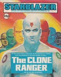 Cover Thumbnail for Starblazer (D.C. Thomson, 1979 series) #166