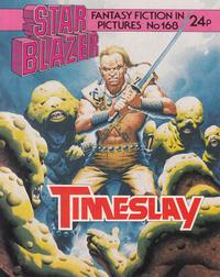 Cover Thumbnail for Starblazer (D.C. Thomson, 1979 series) #168