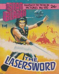 Cover Thumbnail for Starblazer (D.C. Thomson, 1979 series) #170