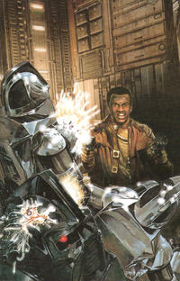 Cover Thumbnail for Classic Battlestar Galactica (Dynamite Entertainment, 2006 series) #3 [3C]