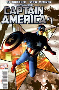 Cover Thumbnail for El Capitán América, Captain America (Editorial Televisa, 2012 series) #1