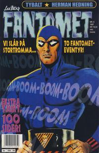 Cover Thumbnail for Fantomet (Semic, 1976 series) #6/1997