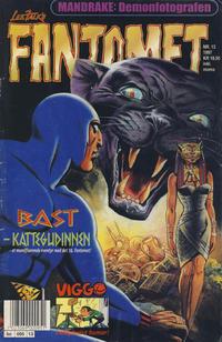 Cover Thumbnail for Fantomet (Semic, 1976 series) #13/1997