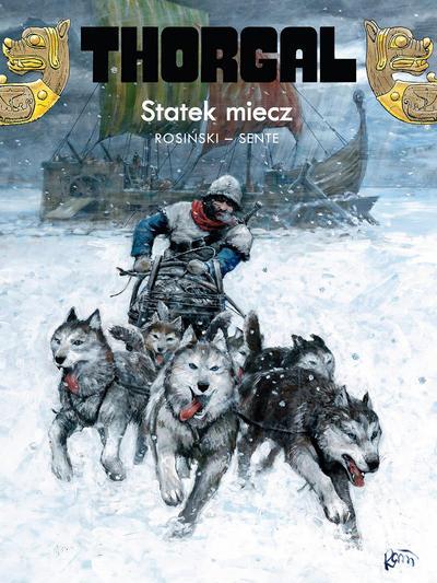 Cover for Thorgal (Egmont Polska, 2004 series) #33