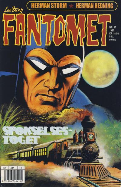 Cover for Fantomet (Semic, 1976 series) #17/1997