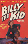 Cover for Billy the Kid (Superior Publishers Limited, 1950 series) #2