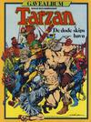 Cover for Tarzan album (Atlantic Forlag, 1977 series) #[2/1979] - Tarzan gavealbum - De døde skips havn