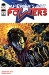 Cover for America's Got Powers (Image, 2012 series) #2