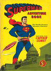 Cover for Superman Adventure Book (Atlas Publishing, 1955 ? series) #1955