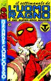 Cover for Il Settimanale de L'Uomo Ragno (Editoriale Corno, 1981 series) #6