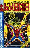 Cover for Il Settimanale de L'Uomo Ragno (Editoriale Corno, 1981 series) #1
