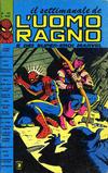 Cover for Il Settimanale de L'Uomo Ragno (Editoriale Corno, 1981 series) #43