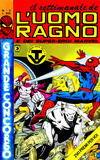 Cover for Il Settimanale de L'Uomo Ragno (Editoriale Corno, 1981 series) #2