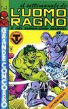 Cover for Il Settimanale de L'Uomo Ragno (Editoriale Corno, 1981 series) #4