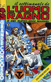 Cover for Il Settimanale de L'Uomo Ragno (Editoriale Corno, 1981 series) #5