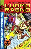 Cover for Il Settimanale de L'Uomo Ragno (Editoriale Corno, 1981 series) #7