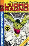 Cover for Il Settimanale de L'Uomo Ragno (Editoriale Corno, 1981 series) #8