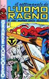 Cover for Il Settimanale de L'Uomo Ragno (Editoriale Corno, 1981 series) #9