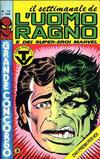 Cover for Il Settimanale de L'Uomo Ragno (Editoriale Corno, 1981 series) #12