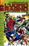 Cover for Il Settimanale de L'Uomo Ragno (Editoriale Corno, 1981 series) #14
