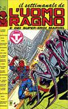 Cover for Il Settimanale de L'Uomo Ragno (Editoriale Corno, 1981 series) #15