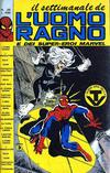Cover for Il Settimanale de L'Uomo Ragno (Editoriale Corno, 1981 series) #20