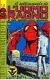 Cover for Il Settimanale de L'Uomo Ragno (Editoriale Corno, 1981 series) #22