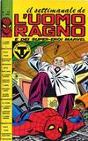 Cover for Il Settimanale de L'Uomo Ragno (Editoriale Corno, 1981 series) #23