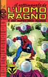 Cover for Il Settimanale de L'Uomo Ragno (Editoriale Corno, 1981 series) #24