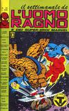 Cover for Il Settimanale de L'Uomo Ragno (Editoriale Corno, 1981 series) #25