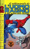 Cover for Il Settimanale de L'Uomo Ragno (Editoriale Corno, 1981 series) #26