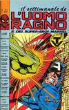 Cover for Il Settimanale de L'Uomo Ragno (Editoriale Corno, 1981 series) #27