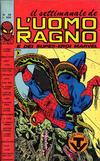 Cover for Il Settimanale de L'Uomo Ragno (Editoriale Corno, 1981 series) #28