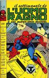 Cover for Il Settimanale de L'Uomo Ragno (Editoriale Corno, 1981 series) #30