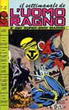 Cover for Il Settimanale de L'Uomo Ragno (Editoriale Corno, 1981 series) #33