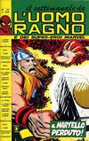 Cover for Il Settimanale de L'Uomo Ragno (Editoriale Corno, 1981 series) #34