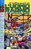 Cover for Il Settimanale de L'Uomo Ragno (Editoriale Corno, 1981 series) #35