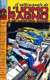 Cover for Il Settimanale de L'Uomo Ragno (Editoriale Corno, 1981 series) #37