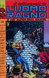 Cover for Il Settimanale de L'Uomo Ragno (Editoriale Corno, 1981 series) #39
