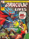 Cover for Dracula Lives (Marvel UK, 1974 series) #11