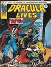 Cover for Dracula Lives (Marvel UK, 1974 series) #19