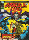 Cover for Dracula Lives (Marvel UK, 1974 series) #20