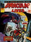 Cover for Dracula Lives (Marvel UK, 1974 series) #22