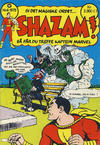 Cover for Shazam! (Illustrerte Klassikere / Williams Forlag, 1974 series) #4/1975