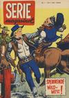 Cover for Seriemagasinet (Serieforlaget / Se-Bladene / Stabenfeldt, 1951 series) #7/1957