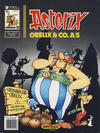 Cover Thumbnail for Asterix (1969 series) #23 - Obelix & Co. A/S [3. opplag Reutsendelse 147 37]