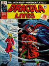 Cover for Dracula Lives (Marvel UK, 1974 series) #23